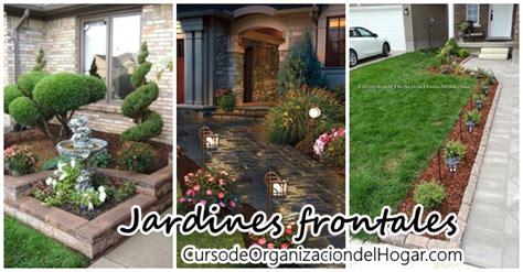ideas  el jardin frontal de tu casa curso de