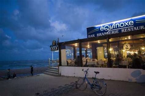 equinoxe restaurant la tranche sur mer la brasserie de nicolas restaurants