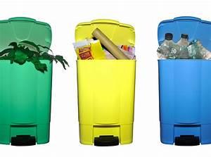 Poubelle De Tri Selectif : poubelle ovetto ubergizmo france ~ Farleysfitness.com Idées de Décoration