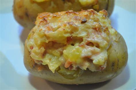 recette de pomme de terre au four un vrai bonheur