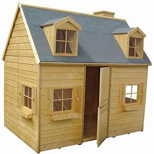Cabane Bois Pas Cher : petite maison en bois pour enfant cabanes abri jardin ~ Melissatoandfro.com Idées de Décoration