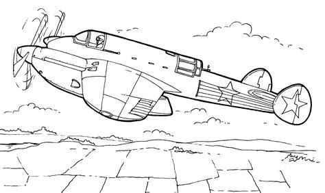disegni da colorare   aerei da ricognizione ad alta