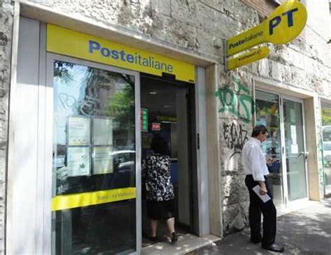ufficio postale orari ecco i nuovi orari al pubblico per gli uffici postali