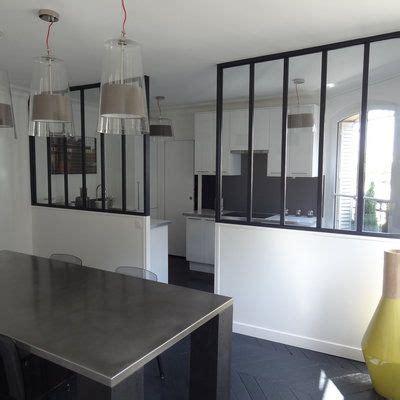 renove cuisine un appartement haussmanien rénové architecture cuisine