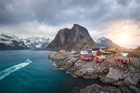 Beautiful Winter Landscape Wallpaper Photographing The Lofoten Islands Norway Adventure Landscape Photographer Tom Archer