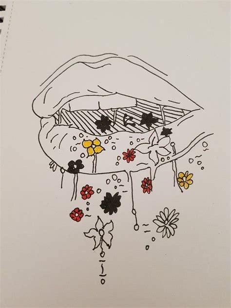 pin  drawing