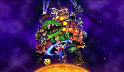 Mario Galaxy Super Bowser Wallpapers Gaming Bowsers