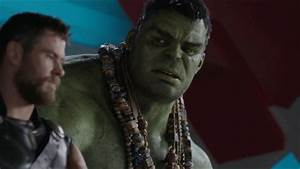 The Hulk Speaks in Brand New Thor: Ragnarok Comic-Con 2017 ...