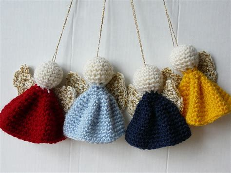 free crochet patterns easy christmas gifts 10 free crochet ornament patterns