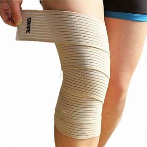 Nice Elastic Force Knee Elbow Wrist Ankle Support Wrap ...