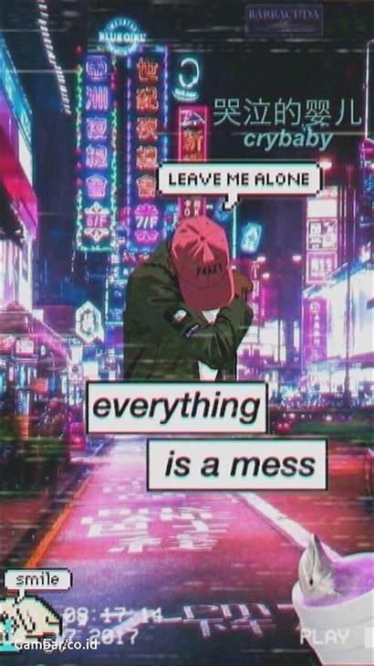 Alone Leave