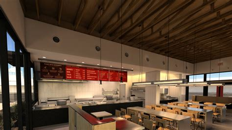 Chipotle Mexican Grill - 3D Visualization, Animation ...