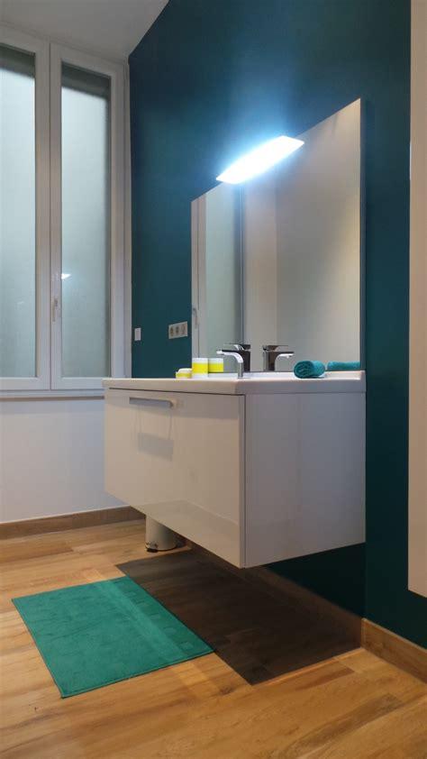 salle de bain bleu canard une salle de bain enfant