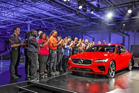 volvo  building cars     wont shout