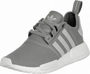 Adidas NMD R1 Shoes Grey