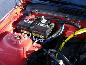 2005 Mustang V6 Battery replace w/ Diehard - Ford Mustang Forum