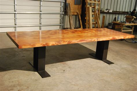 wood tables  slabs odies oil
