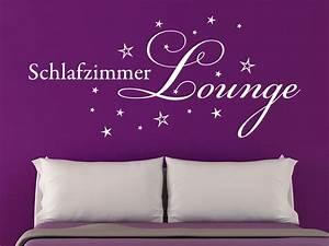 Wandtattoo Schlafzimmer Lounge Von KLEBEHELD