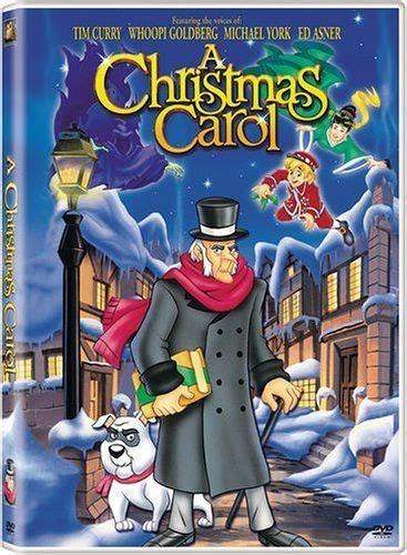 a christmas carol animated 1997 haven t i seen you before pint