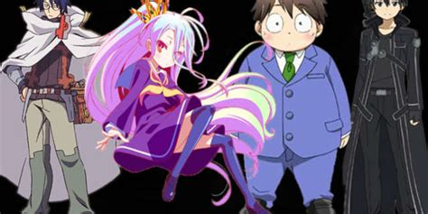 6 Anime Series Guaranteed To Get Gamers Leveled Up