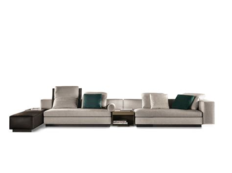 Sofa Freedom yang by minotti design rodolfo dordoni