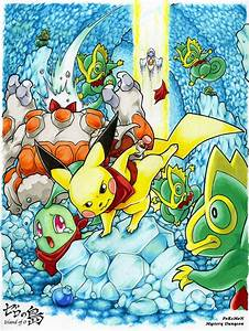17 Best Images About Pokemon Super Mystery Dungeon On