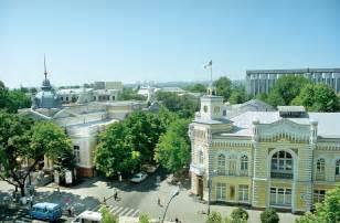 Chisinau Moldova Capital City