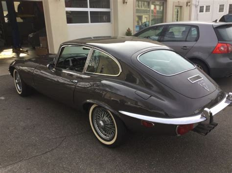Find Used 1971 Jaguar E-type Series Iii In Bayville, New