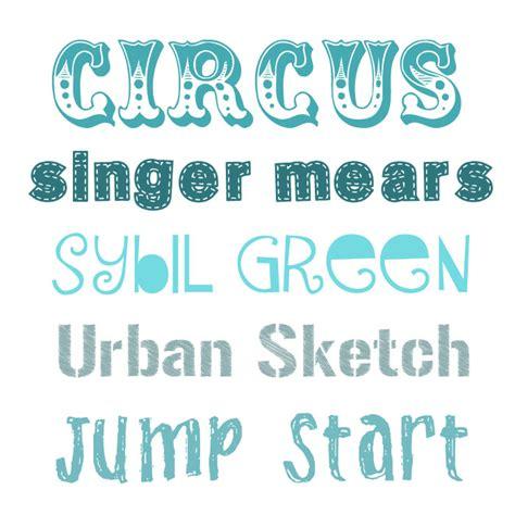 font decor favorite decorative fonts