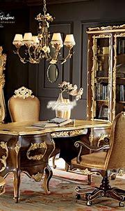 Classic Office furniture - luxury interior design company ...