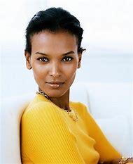 Beautiful Ethiopian Women Liya Kebede