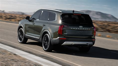 Kia New Suv 2020 by The 2020 Kia Telluride Is A Handsome Three Row Suv With