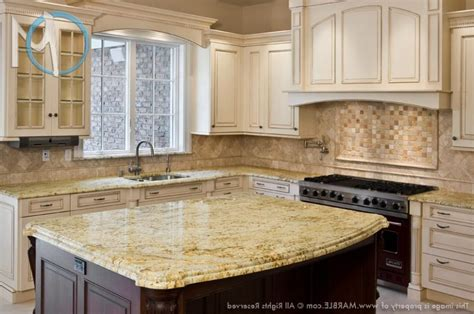 tiling a kitchen backsplash new venetian gold granite photos with white cabinets 6235