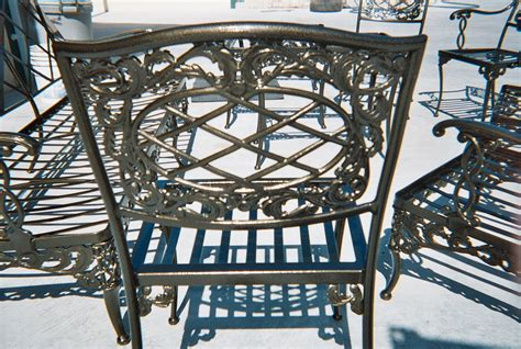 powder coating patio furniture cost to build a pergola