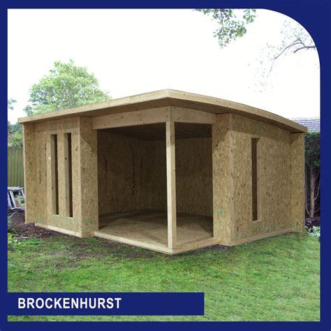 sips ukflat pack kitsgarden buildingsannexsbuilding annexself build annexstructural panels