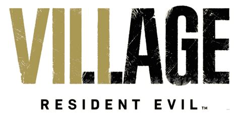 File:Resident Evil 8 Village Logo.svg - Wikimedia Commons