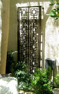 Trellises - Artistic Iron Works - Ornamental Wrought Iron