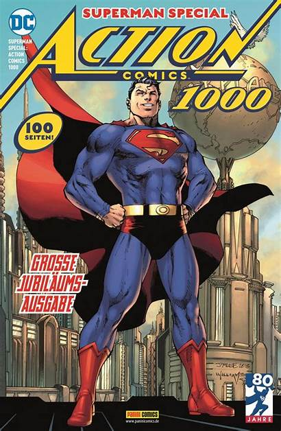 Superman Comics Action Special Comic Panini Issue