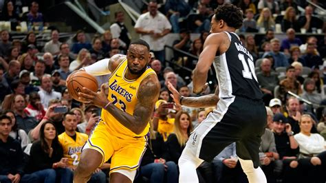 NBA Sharp Betting Picks (Feb. 4): Spurs vs. Lakers ...