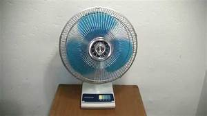 Panasonic F-1605a Oscillating Fan