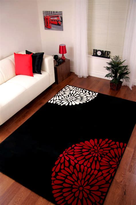 small bedroom rugs modern rug red black ivory small large quality cheap 13266 | 1027 1