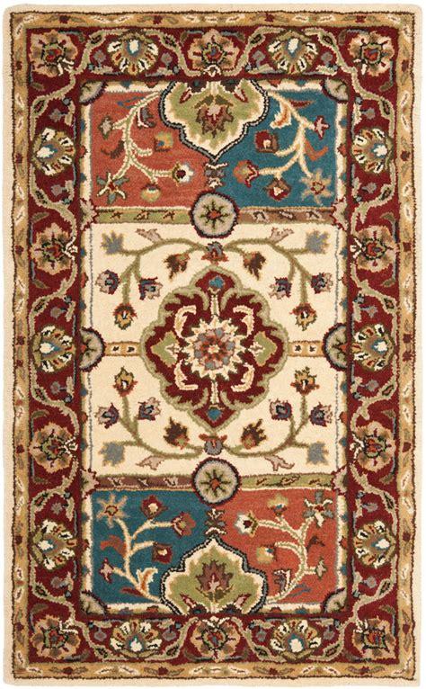 safavieh heritage rug hg925a heritage area rugs by safavieh