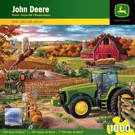 john deere years deere piece puzzle