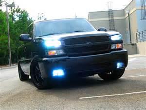 Blacked Out Silverado SS