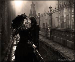 Gothic Love In City... by morganablackmoon on DeviantArt