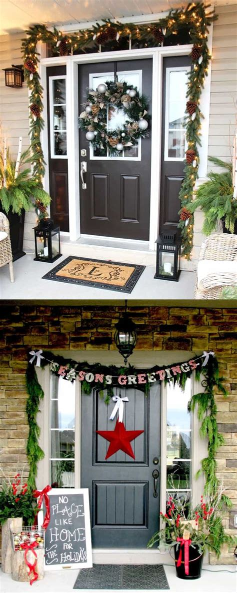 gorgeous outdoor christmas decorations   ideas