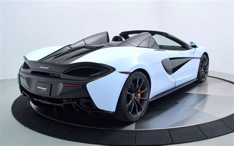 2018 Mclaren 570s Spider For Sale In Norwell, Ma 004002