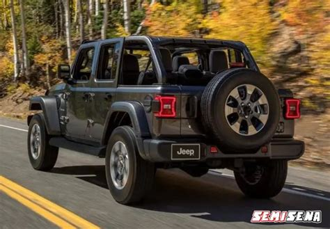 Gambar Mobil Jeep Wrangler Unlimited by Harga Jeep Wrangler Review Spesifikasi Gambar Mei 2019