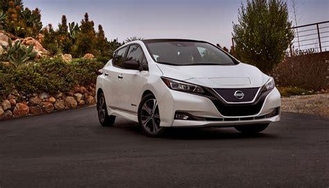 2019 nissan leaf range 2019 nissan leaf could 225 mile range the torque report