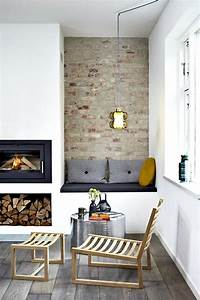 10 of the best fire places mantelpieces the style files With awesome deco maison avec poutre 6 poele a bois 60 m2